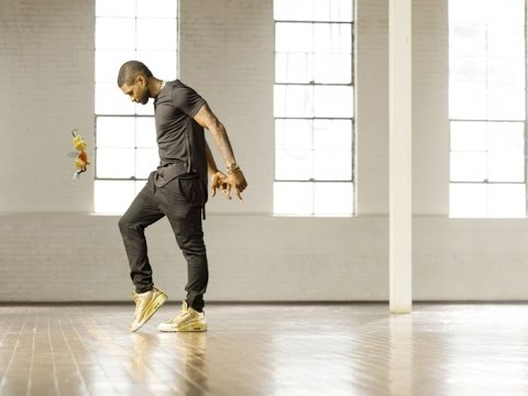 Usher - Bump (OFFICIAL MUSIC VIDEO LYRICS)
