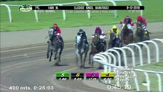 Vidéo de la course PMU PREMIO CLASICO ANGEL BARATUCCI