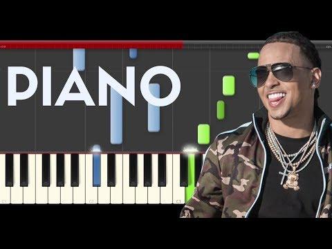 Ozuna Vacía Sin Mí feat Darell Piano Cover Midi tutorial Sheet app  Karaoke