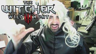 AngryJoe Witcher 3 Update! [Vlog]