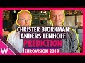 American Song Contest: Organisers Christer Bjorkman and Anders Lenhoff