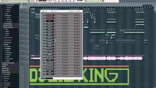 Aathadi Aathadi Remix by Dj Lil King  Fl Studio