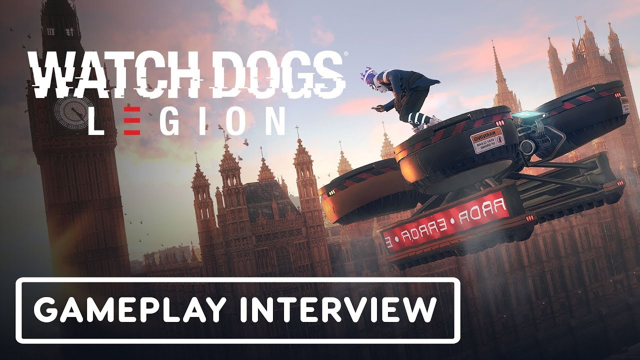Watch Dogs Legion Gameplay Walkthrough - IGN LIVE E3 2019
