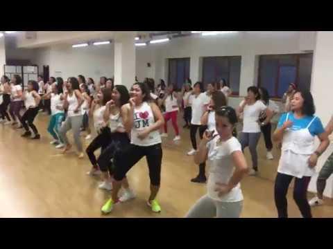 """Bboom Bboom"" JM ZUMBA  DANCE FITNESS MILAN ITALY"