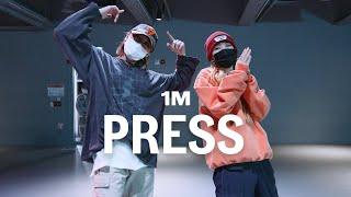 Cardi B - Press / Yeji X Debby Choreography