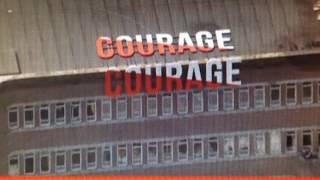 [151.49 KB] Courage Utrecht op het Rudolf Magnus gebouw