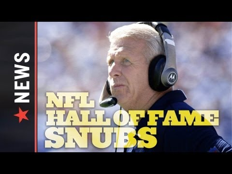 Cris Carter and Bill Parcells Snubbed: NFL Hall of Fame 2012