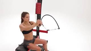 Best muscular endurance exercises at home, Bowflex PR1000 Home Gym, Sports Outdoors