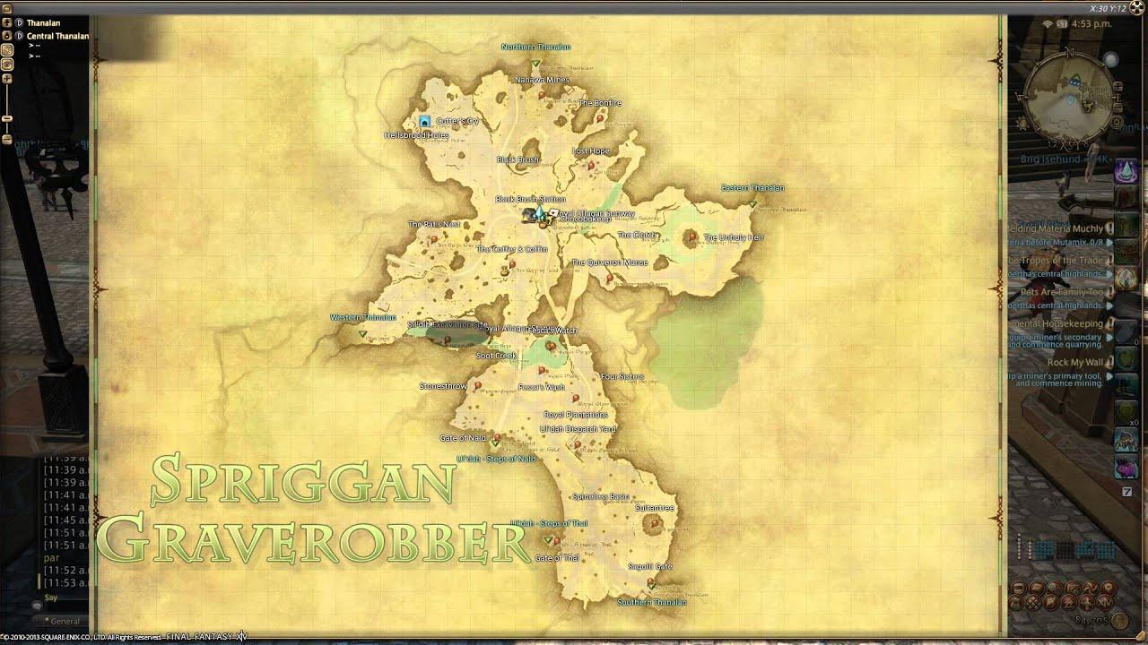 Ffxiv Gladiator Hunting Log Rank 1 Guide Final Fantasy