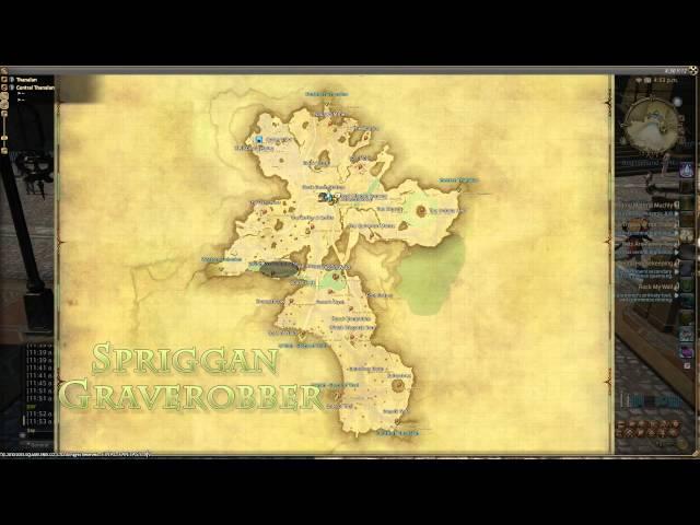 FFXIV Gladiator Hunting Log Rank 1 – Final Fantasy 14 A Realm Reborn ...