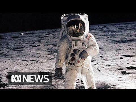 Apollo 11 Moon Walk live: Real-time stream of man's first steps on the Moon | ABC News