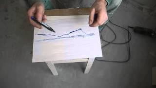 На какой слой клея ложить плитку.(В ролике подробно рассказано и показано,какой слой клея под плиткой,является оптимальным,какой допустимым,..., 2014-02-09T08:24:11.000Z)