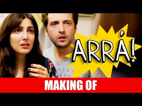 MAKING OF – ARRÁ!