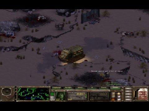 Fallout Tactics Walkthrough  Mission 8 St Louis