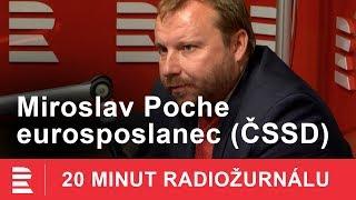 Lidé nechtějí volit rozhádané strany, říká končící europoslanec Miroslav Poche