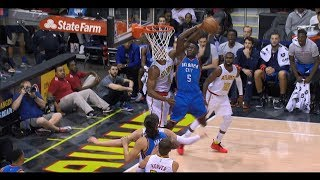 Victor Oladipo DUNK OF THE YEAR!