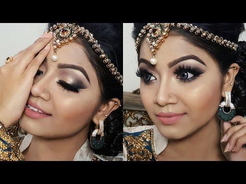 Trendy Wedding Makeup Tutorial - Asian/Indian/Bangladeshi Bridal Makeup tutorial