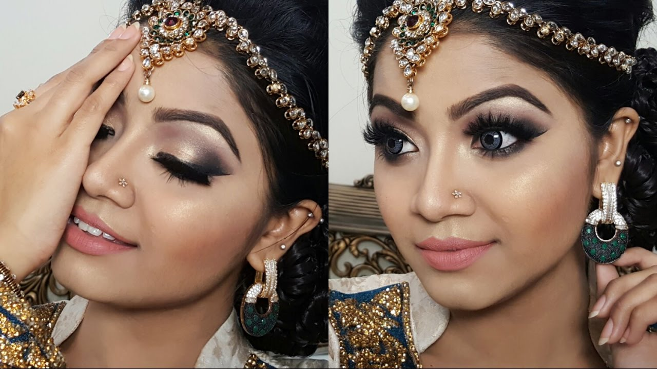 Trendy Wedding Makeup Tutorial