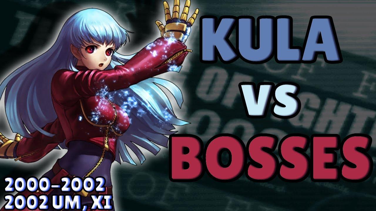 Kula vs Bosses