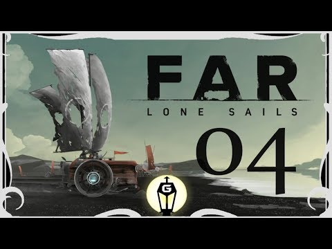 The Ocean | Let's Play Far Lone Sails Ep 4