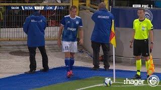 Racing-Lokomotiv Plovdiv (1-0) : le résumé
