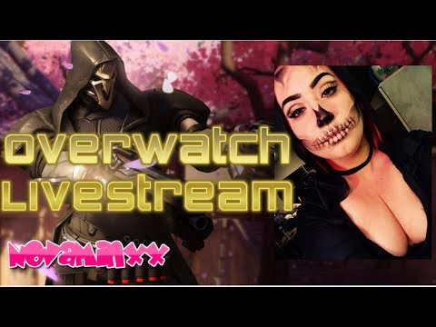 COSPLAY | If Reaper was a Girl | FlexI Overwatch I 1080p | feat. NovaMinxx
