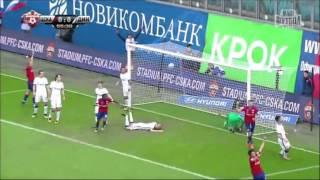 цСКА - Динамо Москва 1:0 Обзор Матча 24.04.2016 HD  РФПЛ 2015/16 25 тур