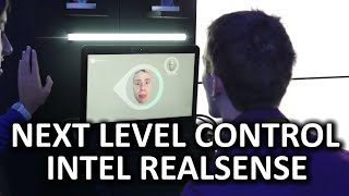 Intel Realsense - Next Level PC Interaction - CES 2015