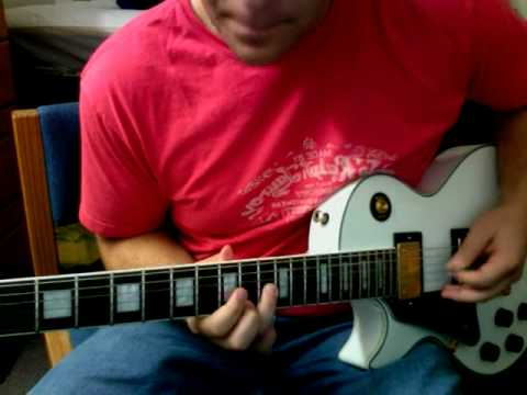 Blink 182 Carousel Guitar Tutorial Youtube