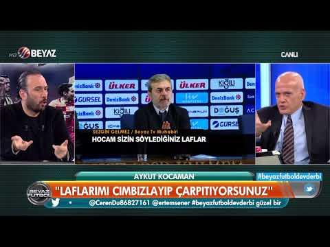 Ahmet Çakar: Aykut Kocaman artık kadın kuaförü oldu