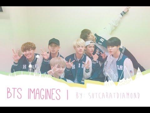 BTS IMAGINES   THEY'RE JEALOUS + RANDOM