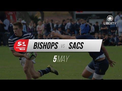Bishops 1st XV vs SACS 1st XV, 5 May 2018