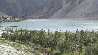 Hunza - Atta Abad Lake / Jheel - Hunza Pakistan - Gilgit Baltistan