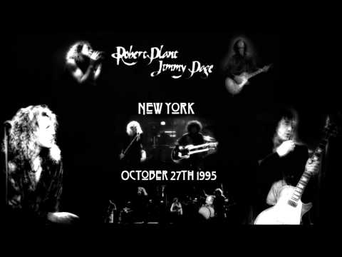 Jimmy Page & Robert Plant Live in New York