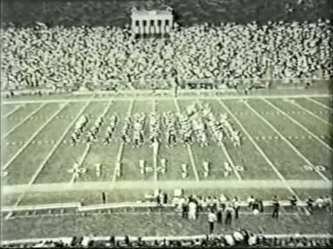 Falls Church High School Marching Band - Fall 1972 - YouTube