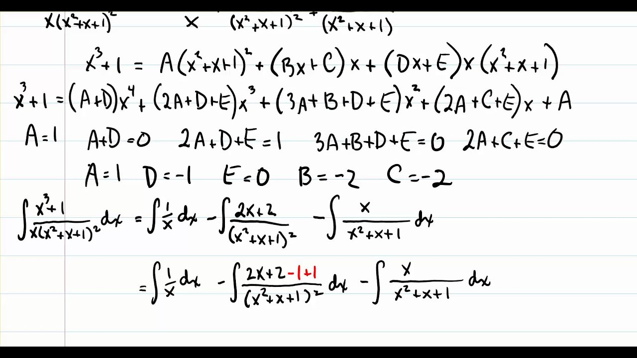 Partial Fraction Decomposition Examples And Solutions wolfram – Partial Fractions Worksheet
