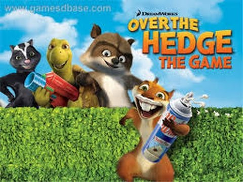 Over the Hedge: The Game (PC) - YouTube