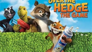 Over the Hedge: The Game Playthrough (PC) part 1