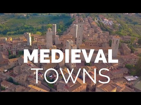 25 Most Beautiful Medieval Towns of Europe