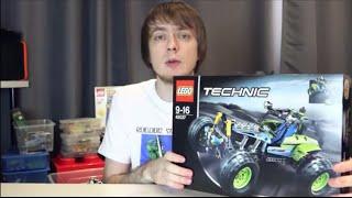 Обзор Lego Technic (Лего Техник) Внедорожник. В продаже на TOY.RU!