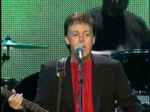 Jet - Paul McCartney - Back In The U.S. (Live 2002)