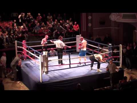 Jonny Mac V Cavan Hughes 12th Dec 2014 Kings Hall Ilkley