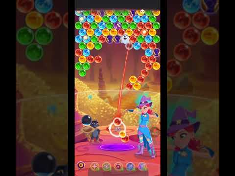Bubble Witch 3 Saga Level 1458 ~ NO BOOSTERS