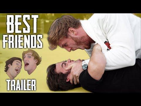 BEST FRIENDS! (Official Trailer) Logan Paul & Dwarf Mamba