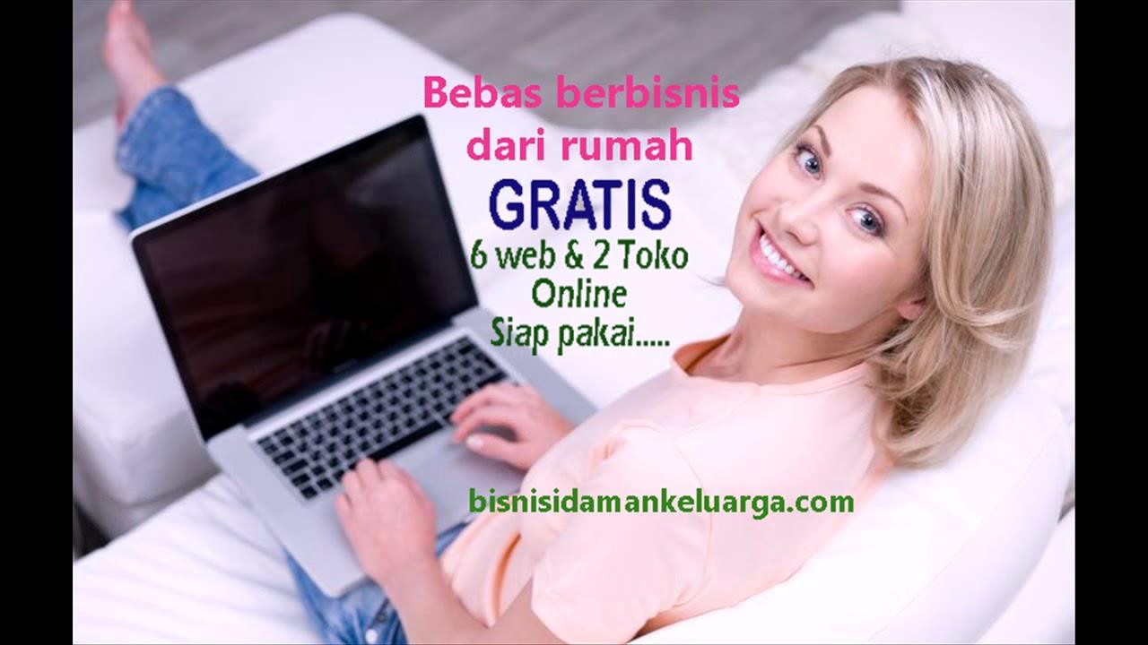 bisnis yang menjanjikan Buat pemula GRATIS website & Toko ...