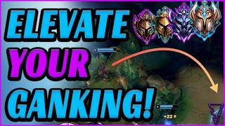 How To Setup Ganks & Improve Your Success: All Roles (League of Legends Season 9)
