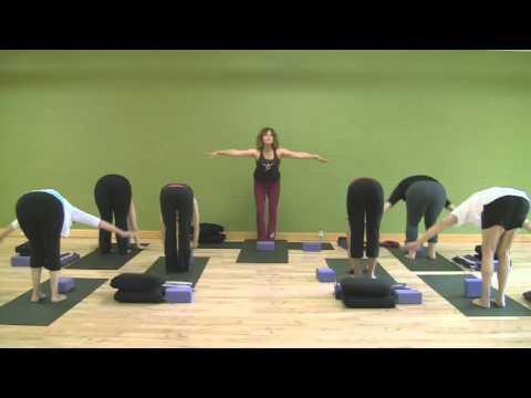 Gentle Kripalu Yoga Class with Megha Nancy Buttenheim