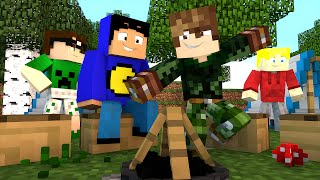 Minecraft - NOSSAS FÉRIAS - O FILME!
