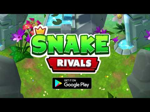 Snake Rivals – New Multiplayer Games
