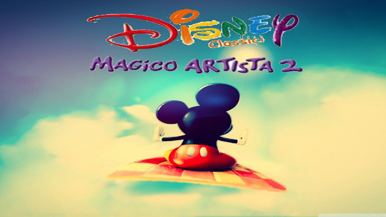 Topolino magico artista 2 gameplay youtube.